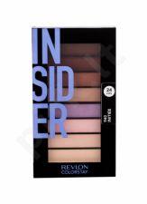 Revlon Colorstay, Looks Book, akių šešėliai moterims, 3,4g, (940 Insider)