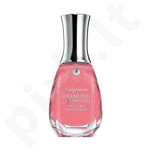 Sally Hansen Diamond Strength No Chip Nail Color nagų lakas, kosmetika moterims, 11,8ml, (350 Heart to Heart)