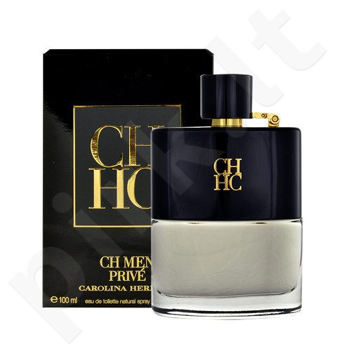 Carolina Herrera CH Men Prive, EDT vyrams, 50ml