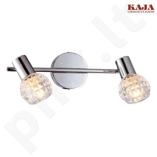 Sieninis šviestuvas K-W9590/2 iš serijos ALPINA