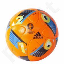 Futbolo kamuolys Adidas Beau Jeu OMB EURO16 Winterball AC5451 Mistrzostwa Europy Francja 2016