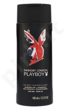 Playboy London, dušo želė vyrams, 400ml