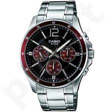 Casio Collection MTP-1374D-5AVDF vyriškas laikrodis