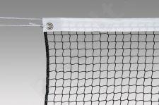 Badmintono tinklas STANDARD 6x0,76m PA 18x18x1,5mm