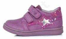 Auliniai D.D. step violetiniai batai 22-27 d. da031362a
