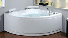Masažinė vonia B1550-1 su hidromasažu