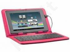 Etui for Tablet Tracer 7 '' Walker Red micro USB kayboard