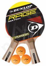 Stalo teniso rink. Rage Match 2 žaidėj.rink