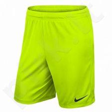 Šortai futbolininkams Nike PARK II M 725887-702