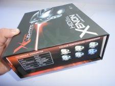 Xenon komplektas 1 su 35 W 12 V plono korpuso blokeliais