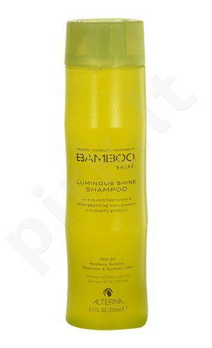 Alterna Bamboo Luminous Shine šampūnas, kosmetika moterims, 250ml