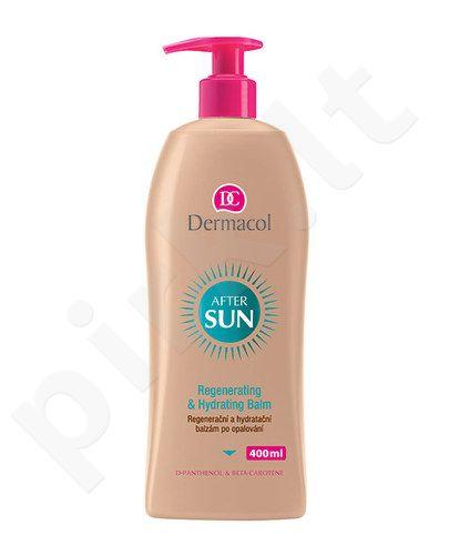 Dermacol po saulės regeneruojantis ir drėkinantis balzamas, kosmetika moterims, 400ml