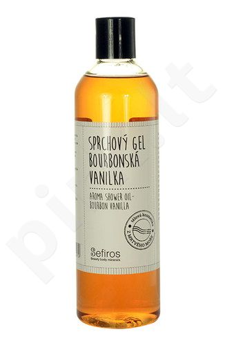 Sefiros Aroma Shower Oil Bourbon Vanilla, kosmetika moterims, 400ml