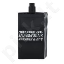 Zadig & Voltaire This is Him!, EDT vyrams, 100ml, (testeris)