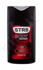 STR8 Red Code, dušo želė vyrams, 250ml