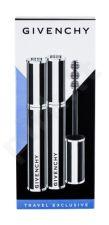 Givenchy Noir Couture, rinkinys blakstienų tušas moterims, (Eye Mascara 2 x 8 g), (1 Black Satin)