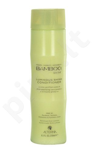 Alterna Bamboo Luminous Shine kondicionierius, kosmetika moterims, 250ml