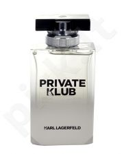 Lagerfeld Karl Lagerfeld Private Klub, EDT vyrams, 100ml, (testeris)