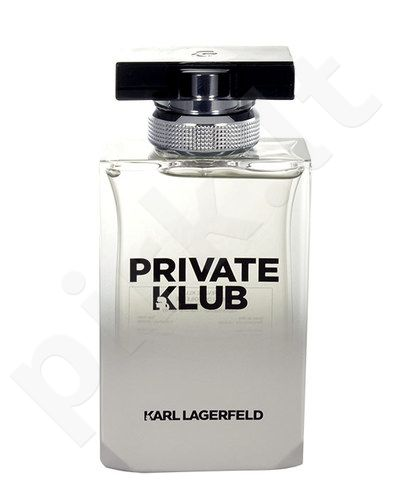 Lagerfeld Karl Lagerfeld Private Klub, EDT vyrams, 100ml, (testeris)