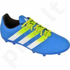 Futbolo bateliai Adidas  ACE 16.3 FG/AG Jr AF5156