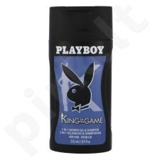 Playboy King of the Game, dušo želė vyrams, 250ml