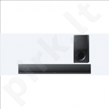Sony HT-CT390 Sound Bar Black