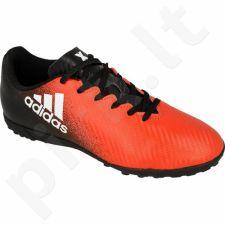 Futbolo bateliai Adidas  X 16.4 TF Jr BB5724