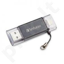 Verbatim USB DRIVE 3.0 LIGHTNING iSTORE' 'n' GO 16GB