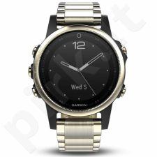 Moteriškas laikrodis GARMIN Fenix Sapphire 5S 010-01685-15