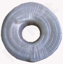 Žarna laistymo PVC skaidri armuota 5/8x20m