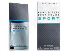 Issey Miyake L`Eau D`Issey Sport, tualetinis vanduo (EDT) vyrams, 50 ml