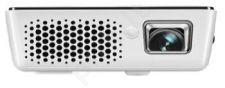 Projektorius BenQ GP3; DLP; LED;  WXGA, ryškumas: 300 ANS;  Auto keystone