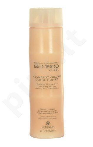 Alterna Bamboo Abundant Volume kondicionierius, kosmetika moterims, 250ml