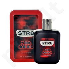 STR8 Red Code, EDT vyrams, 100ml