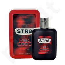 STR8 Red Code, tualetinis vanduo vyrams, 100ml
