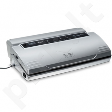 Caso VC 220 Vacuum sealer with Zip accessory, Fully automatic vacuuming system