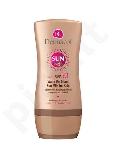 Dermacol apsauginis pienelis nuo saulės vaikams SPF50, kosmetika moterims, 200ml