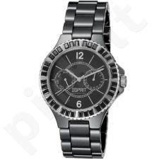 Esprit EL101332F09 Iris Tetra Black moteriškas laikrodis
