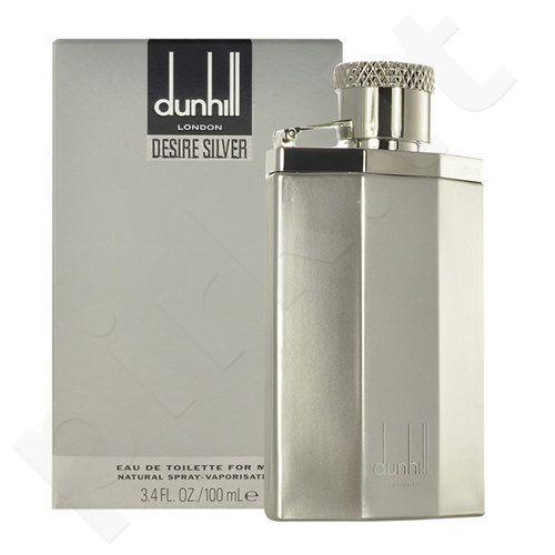 Dunhill Desire Silver, EDT vyrams, 100ml