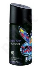 Dezodorantas vyrams Playboy New York, 150ml