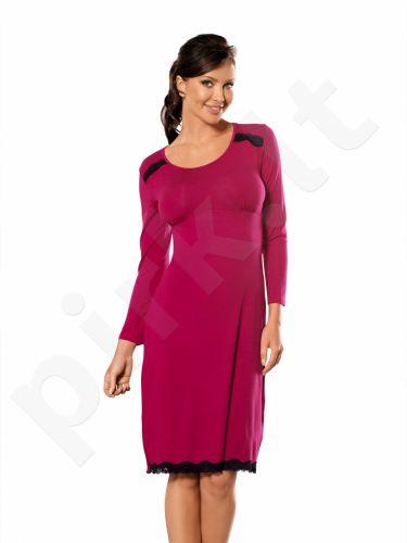 Babella naktinukai LUIZA (rubino spalvos)
