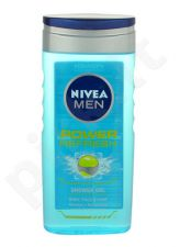 Nivea Men Power Refresh dušo želė, kosmetika vyrams, 250ml