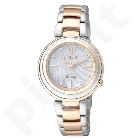 Moteriškas laikrodis Citizen EM0335-51D