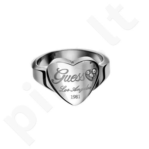 Guess moteriškas žiedas USR11001-56