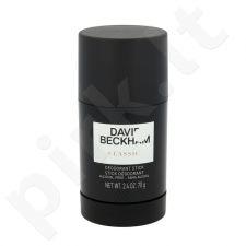 David Beckham Classic, pieštukinis dezodorantas vyrams, 75ml