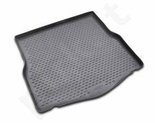 Guminis bagažinės kilimėlis RENAULT Laguna  hb 2007-2015 black /N32009