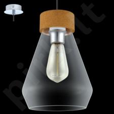 Pakabinamas šviestuvas EGLO 49262 | BRIXHAM