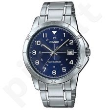 Casio Collection MTP-V008D-2BUDF vyriškas laikrodis