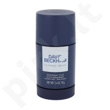 David Beckham Classic Blue, pieštukinis dezodorantas vyrams, 75ml