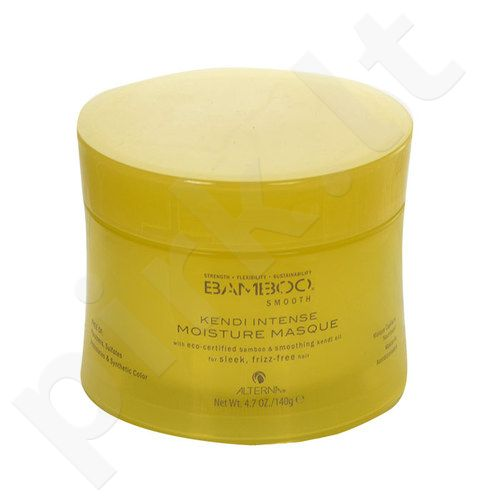 Alterna Bamboo Smooth Kendi Intense Moisture Masque, kosmetika moterims, 140g